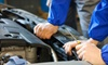 Serra Honda - Tuxedo: Oil Change or Oil Change and Tire Rotation, Each with Complimentary Car Wash, at Serra Honda (Up to 54% Off)