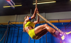Crossfit Yellow Falcon: $85 for 1 Month of Unlimited CrossFit Classes at CrossFit Yellow Falcon ($160 Value)