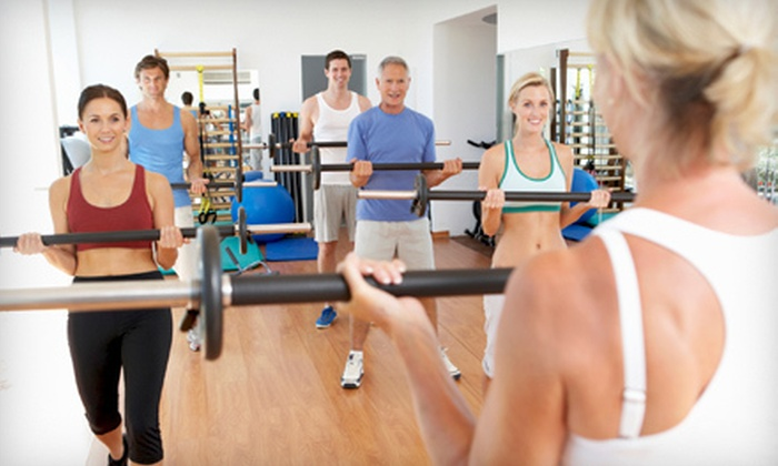 Subversion Fitness - Colonial: 10, 20, or 30 Fitness Classes Including Barre, Zumba, Kickboxing & More at Subversion Fitness in Moorestown (Up to 88% Off)