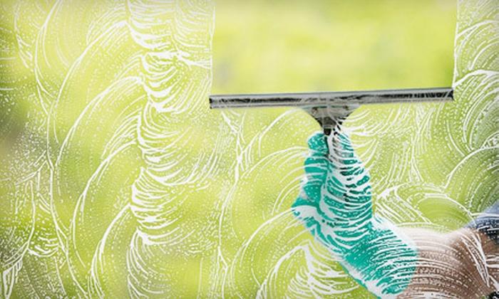 The Home Handyman - Victoria: Exterior Window Washing for 10, 20, or 30 Windows from The Home Handyman (Up to 63% Off)