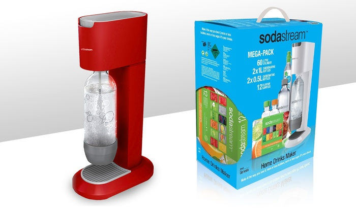 Sodastream Genesis Drinks Maker Groupon Goods