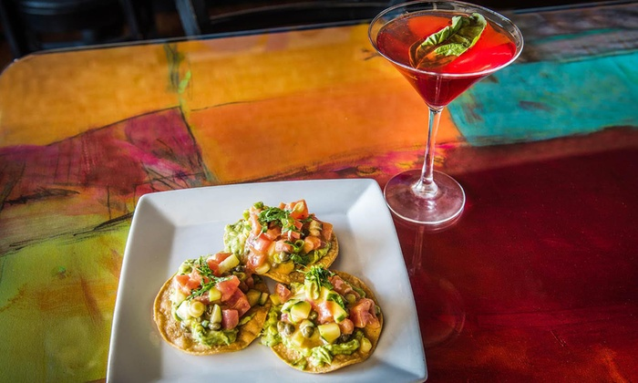 Paradise Bar & Restaurant - Downtown Long Beach: Bloody Mary or Mimosa Brunch or Dinner for Two or Four at Paradise Bar & Restaurant (33% Off)
