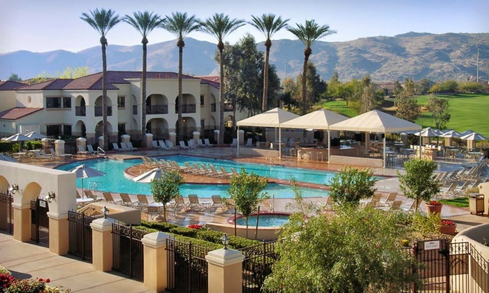 Legacy Golf Resort - Phoenix: Stay at Legacy Golf Resort in Phoenix. Dates Available into October.