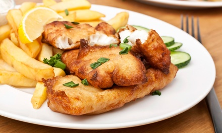 $12 for $20 Worth of Fried Catfish and Seafood at Jimmy's Catfish
