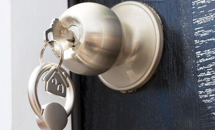 $38 for $75 Worth of Locksmith Services — $19 Lakeland Locksmith