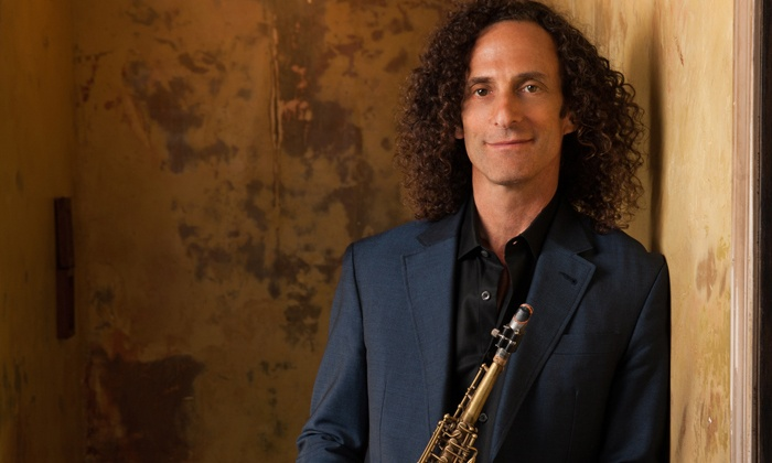 Kenny G - Wellmont Theater: Kenny G on Saturday, December 12, at 8 p.m.