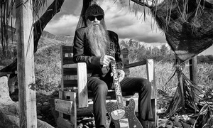 Billy Gibbons & The BFG's: Billy Gibbons & The BFG's on December 8 at 8 p.m.
