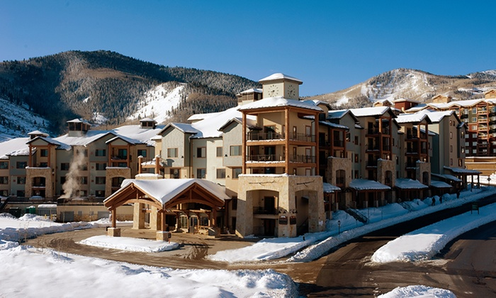 null - Salt Lake City: Stay at Silverado Lodge at Canyons Resort in Park City, UT. Dates Available into April.