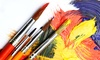 Up to 76% Off a Membership at Let's Create Art