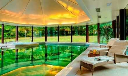 Elemis Spa Day with a Glass of Bubbly for One or Two at Mount Falcon Estate (Up to 51% Off)