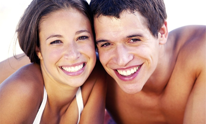 Century City Dental Group - Century City: $129 for a One-Hour Zoom! Teeth-Whitening Treatment and Exam at Century City Dental Group ($550 Value)
