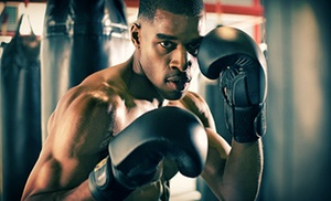 Kings Gym Boxing Club: $25 for One Month of Unlimited Classes at Kings Gym Boxing Club ($80 Value)