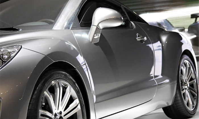 The Paint Shop - Rochester: Express Interior-and-Exterior Detail or $125 for $250 Worth of Auto-Maintenance Services at The Paint Shop