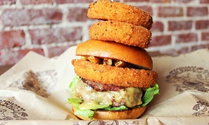Burgers And Sides For Dine In Or Takeout At Bareburger (