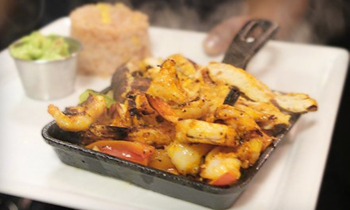 t'Kila Latin Kitchen & Bar - Stone Ridge North: Three-Course Mexican Dinner for Two or Four at T'Kila Latin Kitchen & Bar in Aldie (Up to 60% Off)