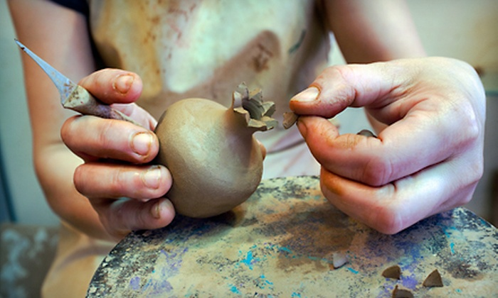 Baked in Brooklyn - Greenpoint: BYOB Pottery Class for One, Two, or Four at Baked in Brooklyn (Up to 63% Off)