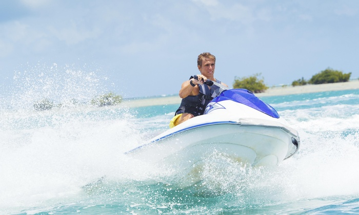 Fun For Rent Llc - Sunset Village West: $179 for $325 Worth of Jet-Ski Rental — Fun For Rent