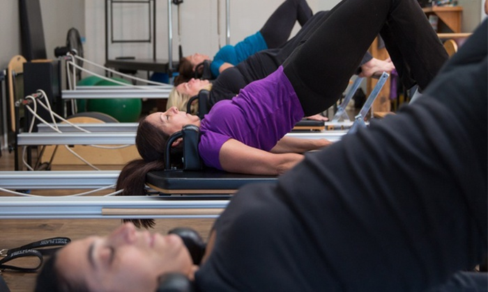 Align Pilates Center - San Juan Capistrano: Yoga and Pilates Mat and Equipment Classes at Align Pilates Center (Up to 67% Off). Three Options Available.