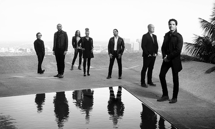 Train with Special Guests The Fray & Matt Nathanson at Hollywood Casino Amphitheatre on July 11 (Up to 53% Off)