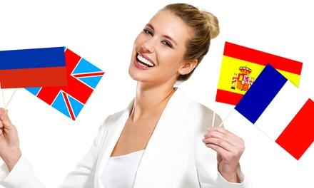 Corso di inglese o spagnolo di 3 mesi con cineforum per una o 2 persone alla Harbor School (sconto fino a 82%)