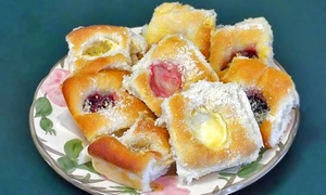 Kenner's Kolache Bakery: $18 for Three $10 Vouchers for Baked Goods at Kenner's Kolache Bakery ($30 value)