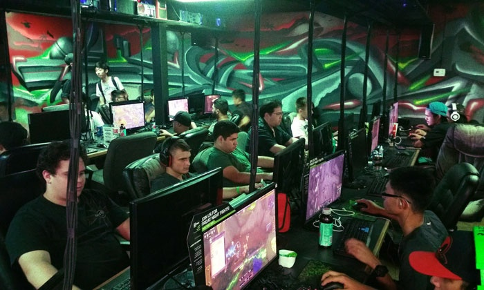 PC Gamerz, Inc. - PC Gamerz, Hawaii.: One All-Day Pass for One or Two, or Six-Month VIP Membership at PC Gamerz (Up to 62% Off)