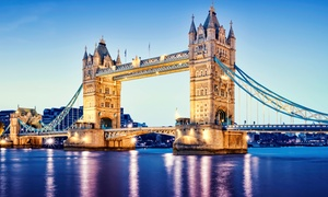 ✈ 8-Day Vacation in Paris and London with Air from Gate 1 Travel at Paris and London Vacation with Hotel and Air from Gate 1 Travel, plus 6.0% Cash Back from Ebates.