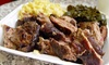 Ms. Betty's House of Ribs - Ms. Betty's House of Ribs: $16 for a Barbecue Rib-Tips Dinner and Drinks for Two at Ms. Betty's House of Ribs ($24.50 Value)
