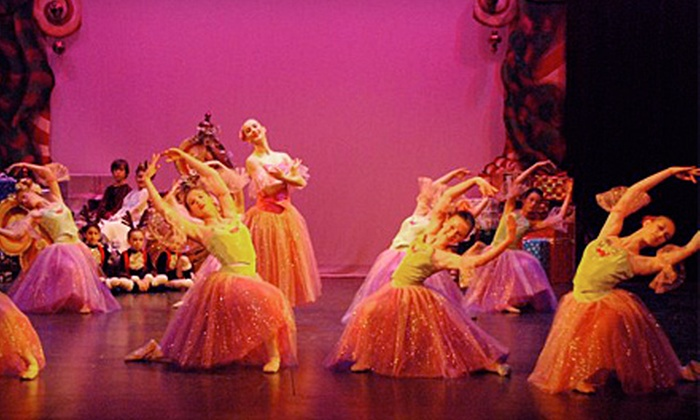 Ballet Southwest Academy - Austin: $27 for One Month of Creative Movement Class Tuition at Ballet Southwest Academy ($55 Value)