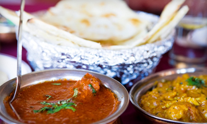The India Garden - Mishawaka: $10 for $20 Worth of Authentic Northern Indian Cuisine at The India Garden
