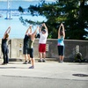 90-Minute Yoga Hike for Up to 15 Friends and Family