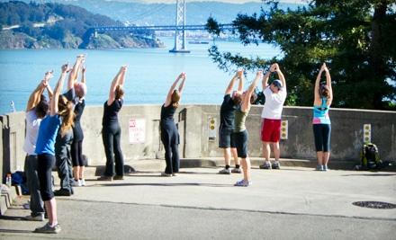 Hiking Yoga - Hiking Yoga in San Francisco