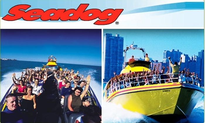 Entertainment Cruises - Washington DC: $10 Speedboat Tour with Seadog Cruises ($20 value)