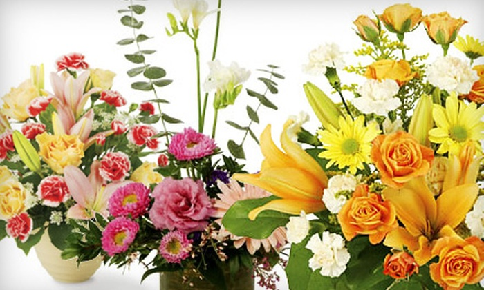 Touched by Flowers: $30 for a Floral-Delivery Package with Delivery from Touched by Flowers ($59.95 value)