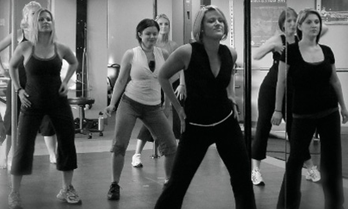 Taboo Fitness - Victoria: Three Women's Cardio Classes or Three Months of Cardio and Pole-Dancing Classes at Taboo Fitness
