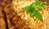 Skewers Kabob House - Modesto: $10 for $20 Worth of Mediterranean Fare at Skewers Kabob House