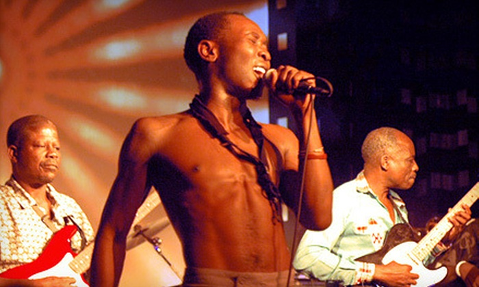 Seun Kuti and Egypt 80  - House of Blues New Orleans: $19 for Seun Kuti and Egypt 80 Concert at House of Blues New Orleans on May 2 at 9 p.m. ($38 Value)