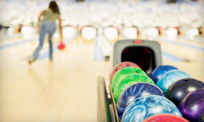 Classic Bowl - Erin Mills: $30 for Two-Hour Bowling Outing for Up to Six with Shoe Rental at Classic Bowl (Up to $82.02 Value)