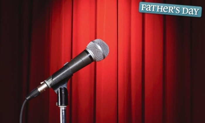 Funny Bone Comedy Club - Baton Rouge: $25 for Two Tickets and a Bucket of Beer at Funny Bone Comedy Club (Up to $50 Value)