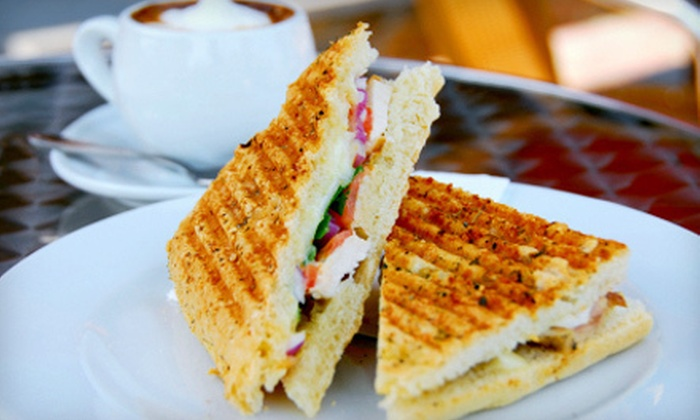 Oh! Panini - North Side,Mid-North District,Lakeview East: $5 Worth of Multi-Cuisine Artisan Paninis