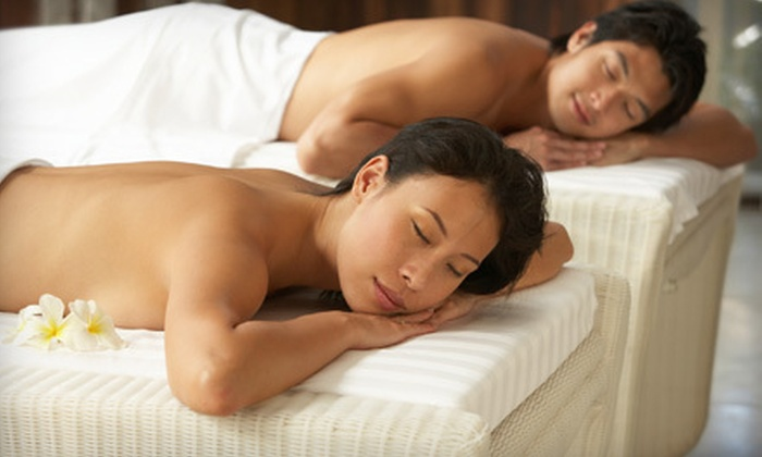 Potomac Massage Training Institute - Friendship Heights,Northwest Washington,Reno: Couples-Massage Class for Two or Massage Workshop for One at Potomac Massage Training Institute (Up to 54% Off)