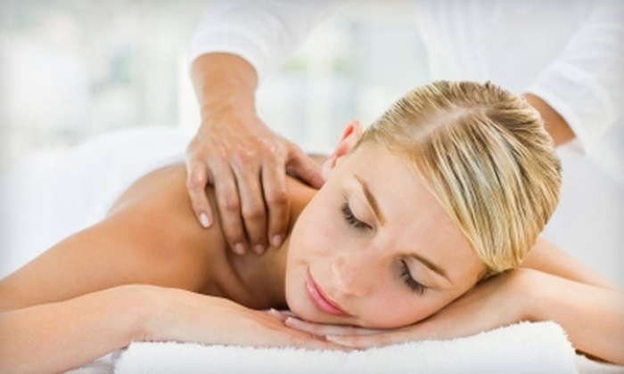 Body & Sol TanSpa - Bronx Park: $47 for a One-Hour Skinny Massage and a Contouring Wrap at Body & Sol TanSpa in St. Louis Park