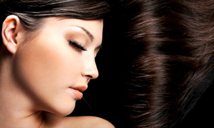 Maida's Hair Studio - Naples: $59 for Four Laser Hair-Enhancement Sessions at Maida's Hair Studio ($125 Value)