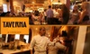 Taverna Pizzeria/Risotteria - Downtown: $20 for $40 Worth of Italian Cuisine at Taverna