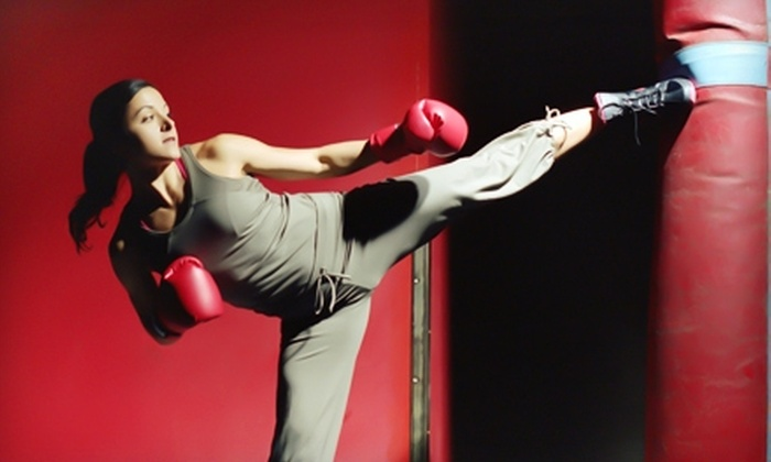 U.S. Elite Martial Arts & Fitness Center - Buffalo Grove: $40 for a 10-Class Punch Card at the U.S. Elite Martial Arts & Fitness Center in Arlington Heights (Up to a $150 Value)