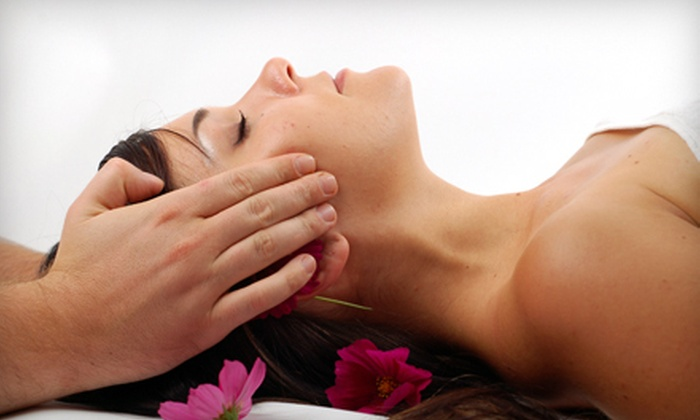 Flourish - Maple Grove: Massage and Facial Package for Two or $25 for $50 Worth of Spa Services at Flourish in Maple Grove