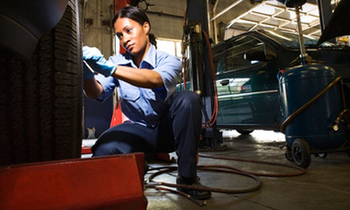 Budget Brake and Muffler Coquitlam - Cariboo/Burquitlam: $29 for a Winter Auto-Care Package at Budget Brake and Muffler Coquitlam (Up to $60 Value)