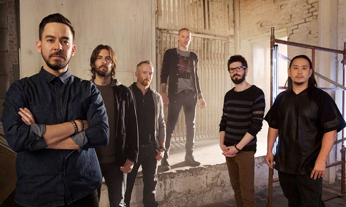Linkin Park - Bankers Life Fieldhouse: Linkin Park with Rise Against and Of Mice & Men at Bankers Life Fieldhouse on January 18 (Up to 21% Off)