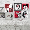 Up to 85% Off Banksy Framed Canvas Prints from Graff.io