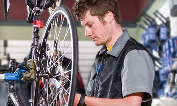 MyBike Online - South Boston: $30 for a Complete Bike Tune-Up, Including Pick-Up and Delivery, from MyBike Online ($80 Value)